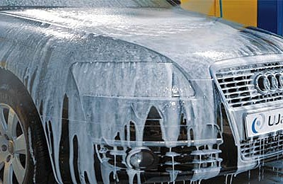 Profesionali chemija automobilių plovykloms