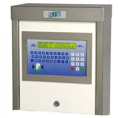 Degalų įpylimo kontrolės ir apskaitos sistemos