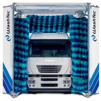 Automatinės sunkvežimių ir autobusų plovyklos