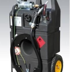 Mobilios talpyklos – vežimėliai benzinui ir dyzelinui