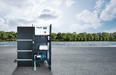 Vandens regeneravimo sistemos